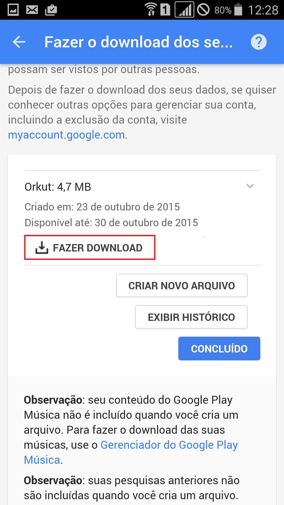 Recuperar Android Fazendo Download De Dados