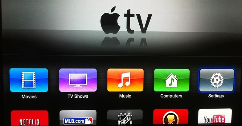 how to search netflix apple tv