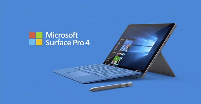 Microsoft-Surface Pro 4