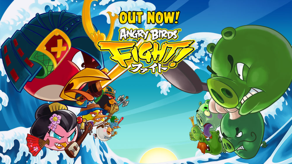 Angry-Birds-Fight!