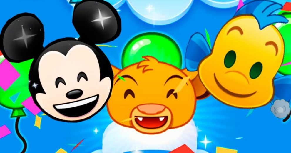 Game com emoticons da Disney será lançado para Android e iPhone