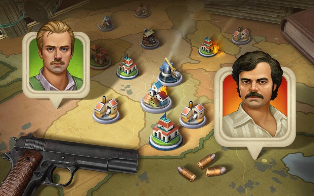 narcos cartel wars 3