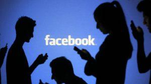 Erro do Facebook