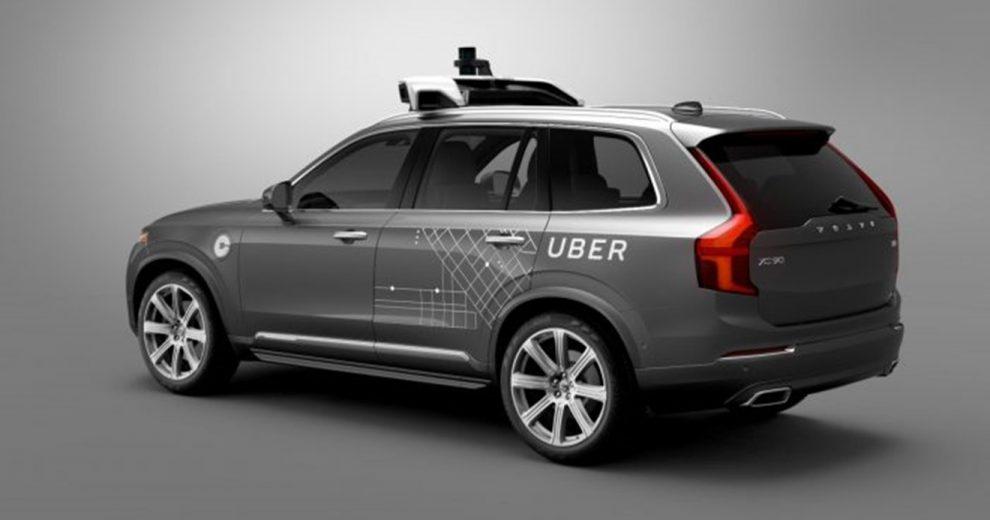 Uber e Volvo fecham parceria para carro autônomo