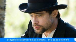 Lançamentos Netflix Final de Semana