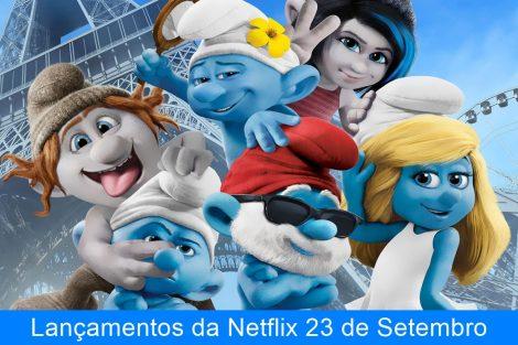 Lançamentos da Netflix 23 de Setembro