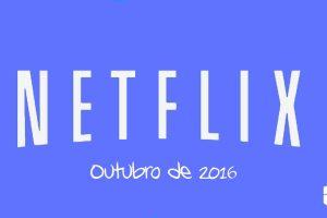 Lançamentos da Netflix Outubro de 2016