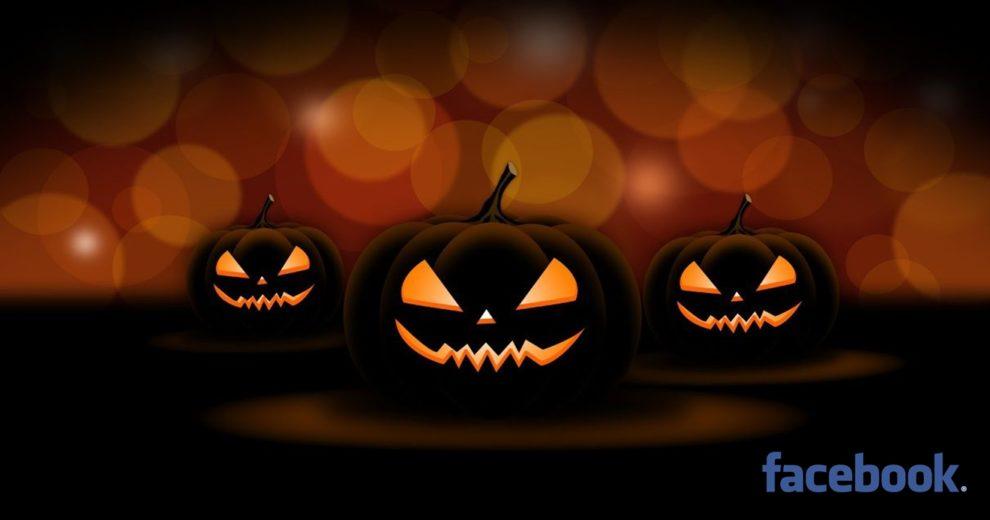 Facebook terá reações especiais de Halloween