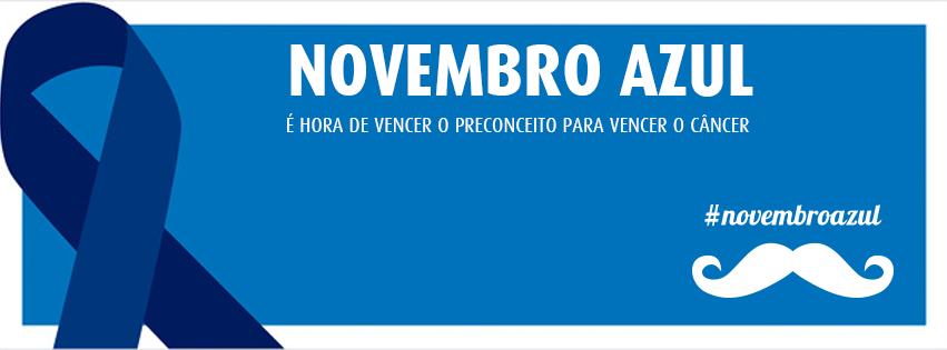 Resultado de imagem para imagem novembro azul 2016