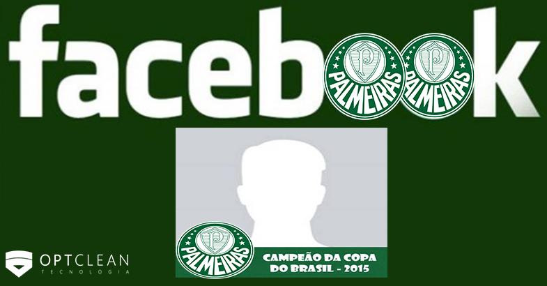 1ca526703c Como colocar o símbolo do Palmeiras na foto do perfil do Facebook