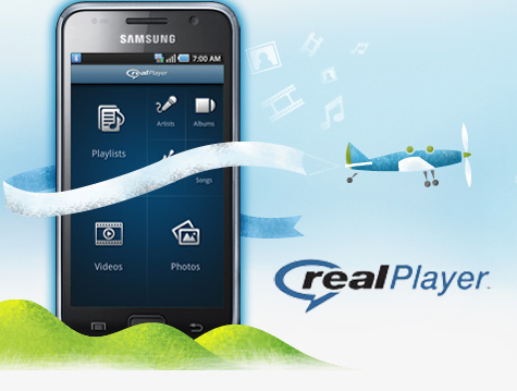Real Player-Android