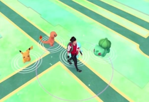 primeiro pokemon