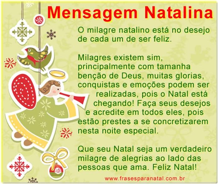 Mensagem De Natal Espirita Para Amigos Frases E Mensagens