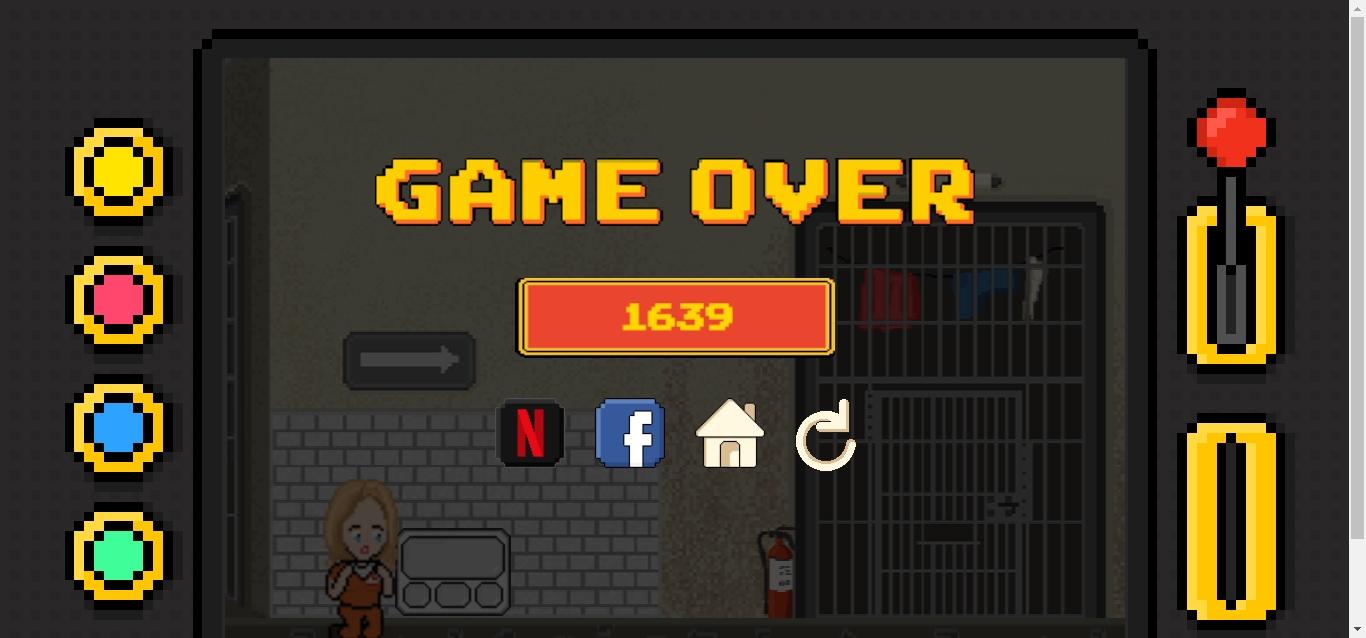 jogo netflix game over