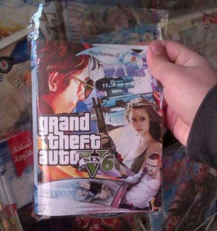 GTA 6 para PS2