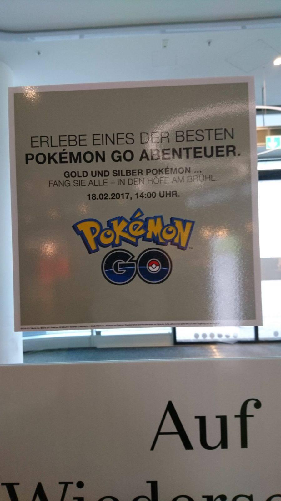 pokemon go  2ª geração de Pokémon pode chegar no dia 18 de fevereiro 16732047 1223242787758927 1483719959 o