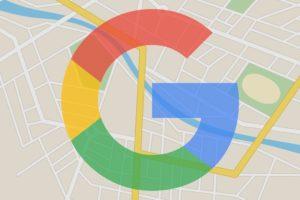 atualização google maps