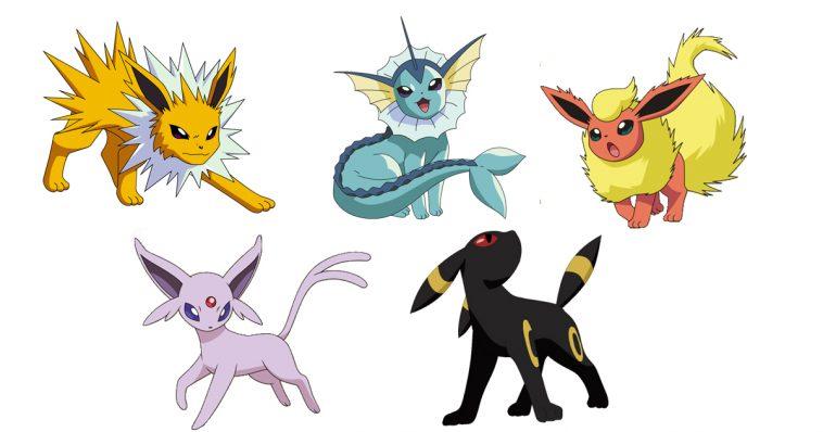 Pok mon go como evoluir o eevee para espeon ou umbreon - X evolution pokemon ...