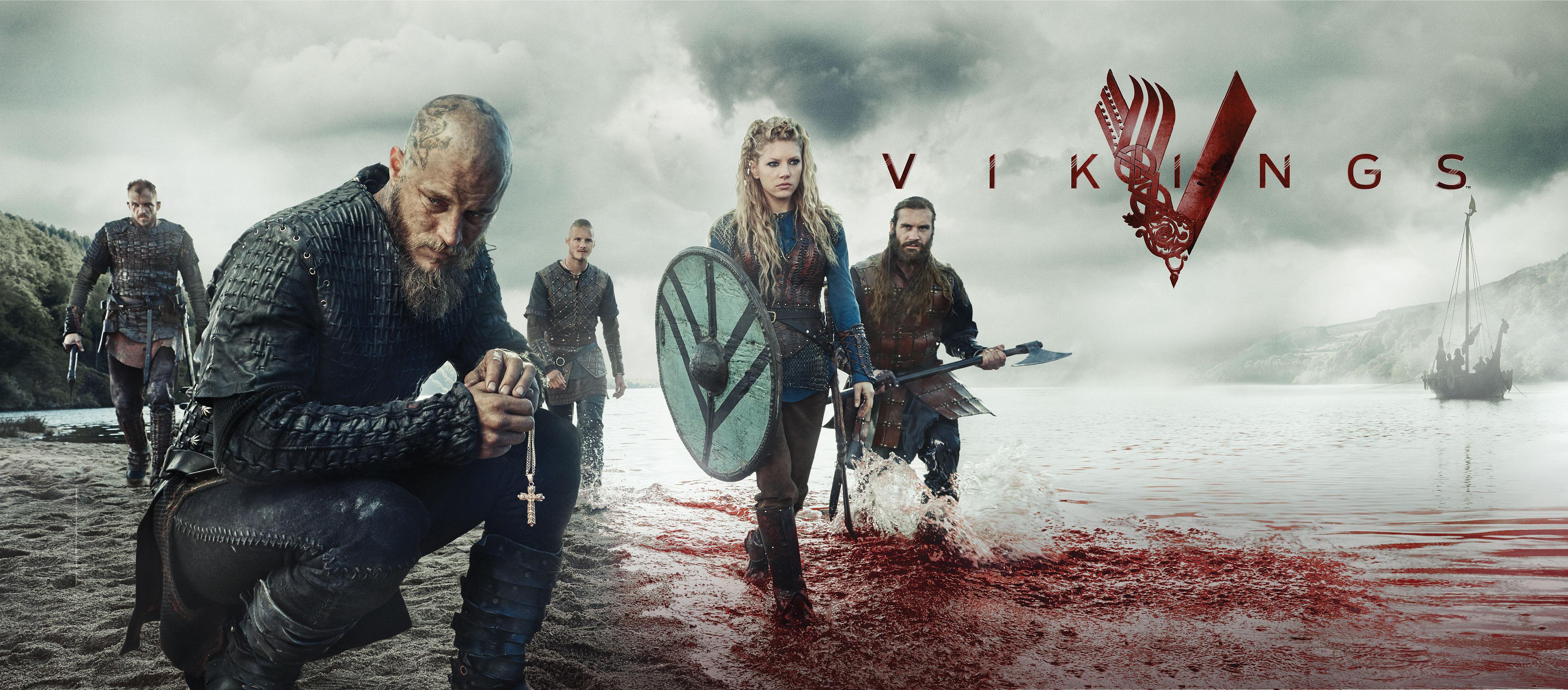 Resultado de imagem para vikings série