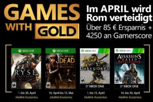 games with gold abril de 2017