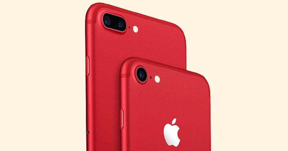 IPhone 7 Red: Você vai amar a nova cor do iPhone…