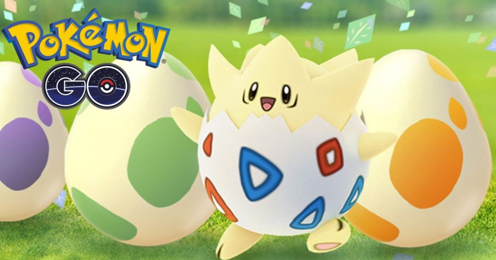 Eggstravaganza: Jogadores de Pokémon GO terão regalias durante a Páscoa