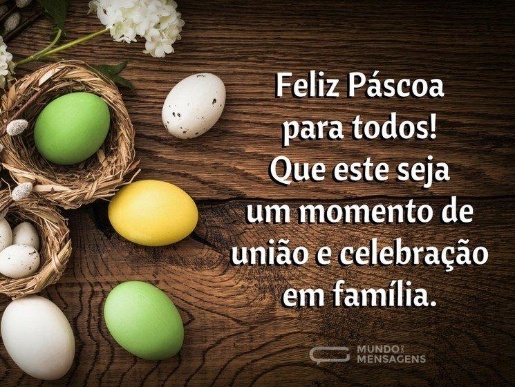 mensagens de Pascoa para namorado família e amigos 4