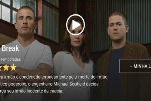 temporada 5 de Prison Break na Netflix