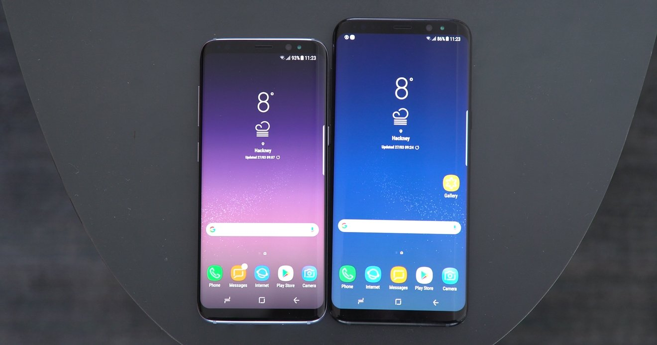 how to take panorama with galaxy s8
