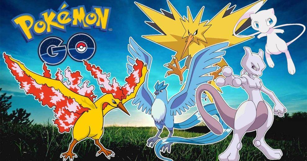 Pokémon GO: Niantic revela possível data para chegada das criaturas lendárias