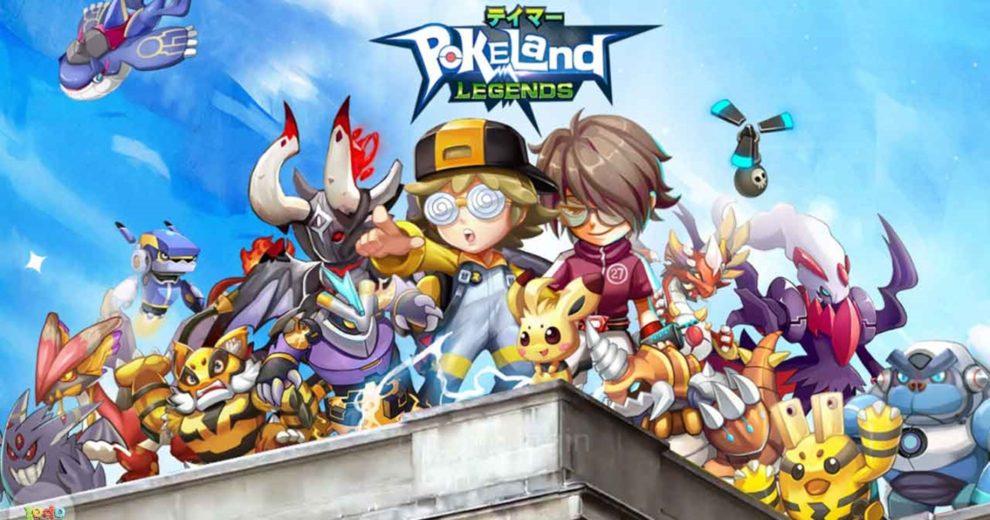 Pokéland: Pokémon vai ganhar outro jogo móvel