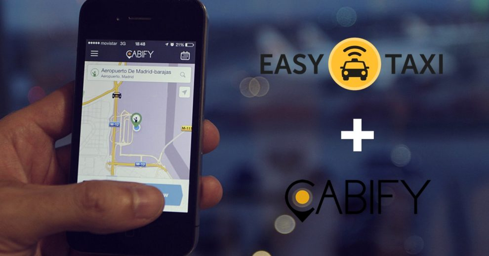 Cabify e Easy unem forças na América Latina