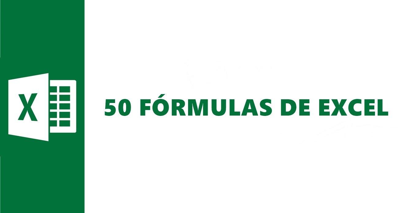 20 fórmulas de Excel para cálculos e organização de planilhas