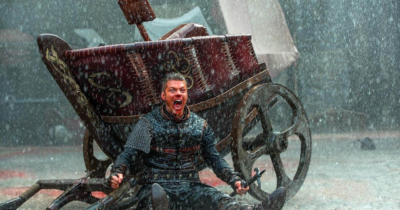 fotos inéditas de Vikings