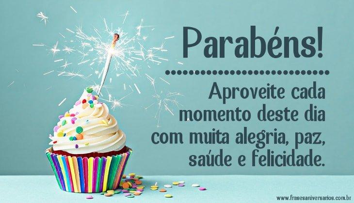 As Melhores Frases Com Imagens De Feliz Aniversário