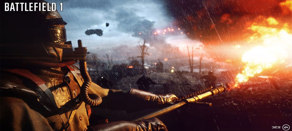 Battlefield 1 de graca