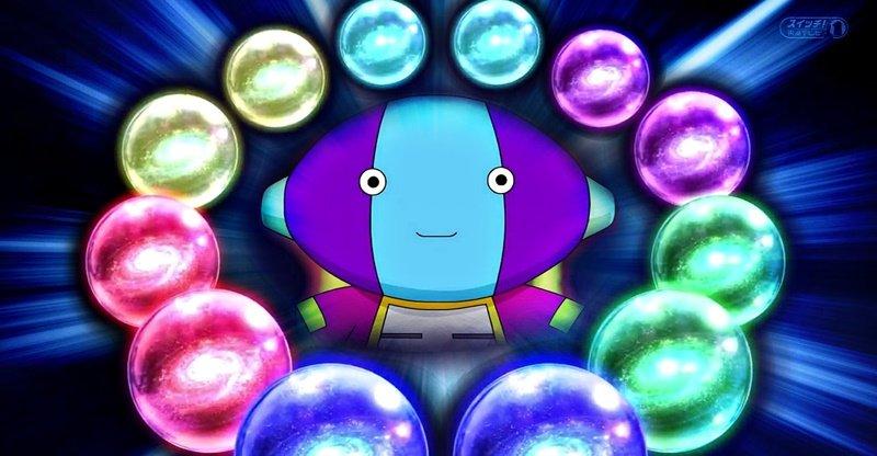 Vegeta pode usar a forma de Super Sayajin Deus — Dragon Ball Super