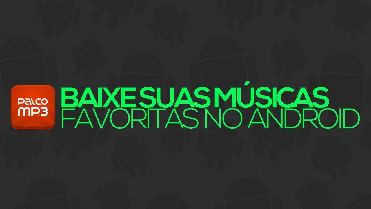 baixar músicas no Android