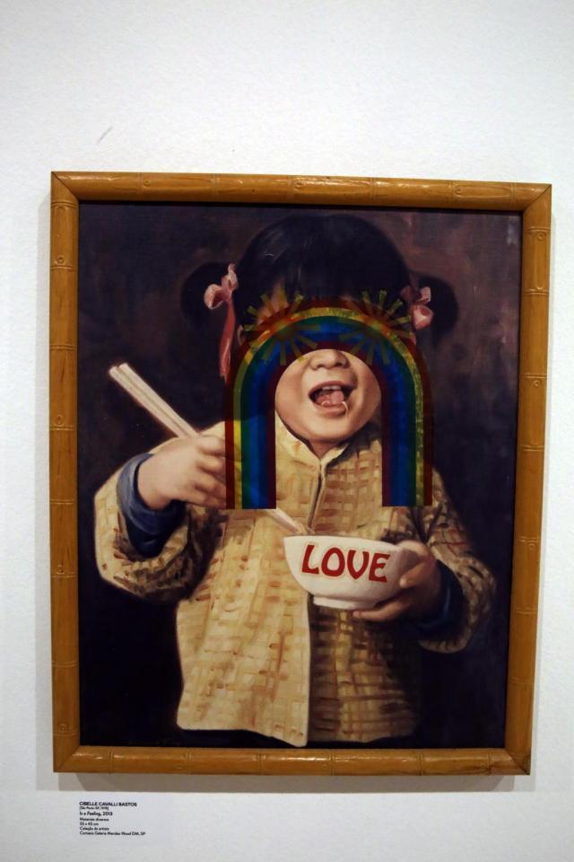 imagens exposição santander cultural porto alegre