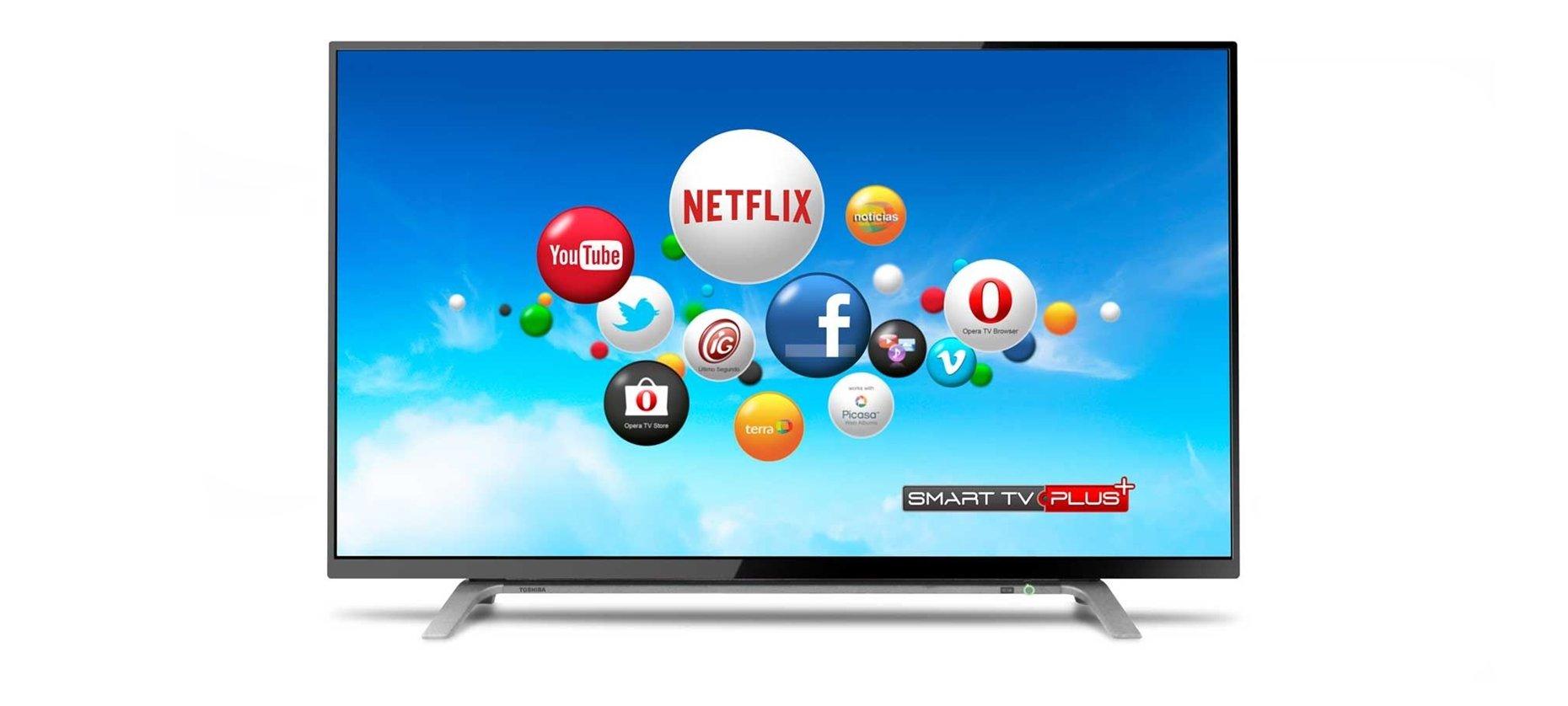 b2d1bf5db2160 5 Opções de Smart TV LED 32
