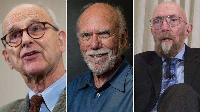Trio leva Nobel de Física por estudo de ondas gravitacionais