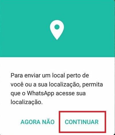 WhatsApp agora mostra para seus amigos onde você está, em tempo real