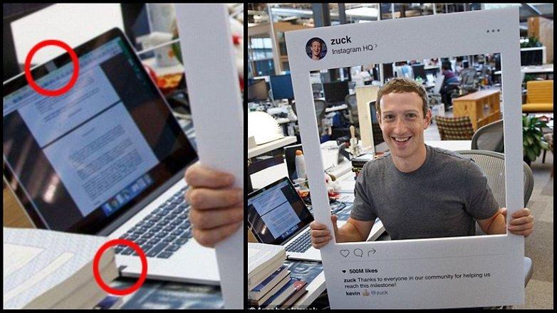 É necessário cobrir a WebCam do Notebook com uma fita adesiva?
