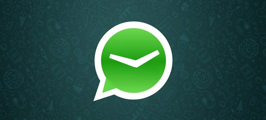visto por último no WhatsApp
