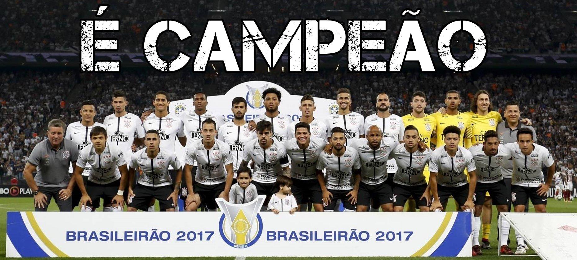 30 Frases Corinthians Campeão Brasileiro 2017 Para Facebook