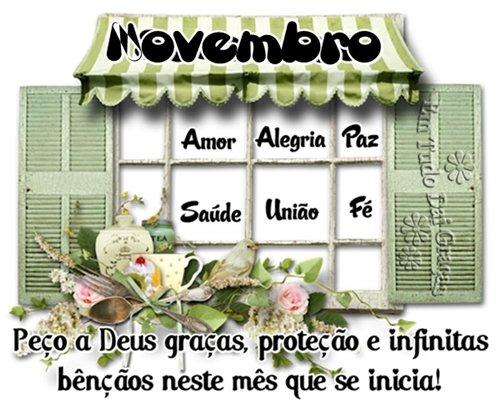Bem Vindo Novembro 100 Imagens Para Compartilhar No Whatsapp