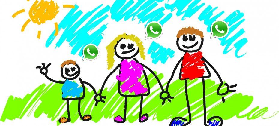 nomes para grupo da família no WhatsApp