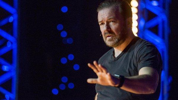 Ricky Gervais - Humanidade