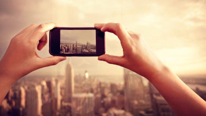 Não esqueça de usar algumas hashtags nas suas fotos, de acordo com o tema.