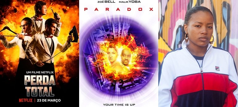 Novos filmes originais Netflix chegam nesta semana.